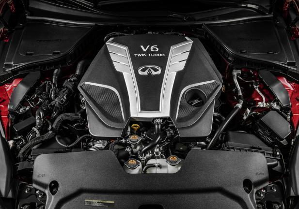 V6 Twin turbo