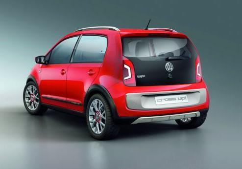Volkswagen Cross Up! 7