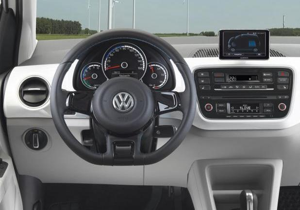 Volkswagen e-up! interni