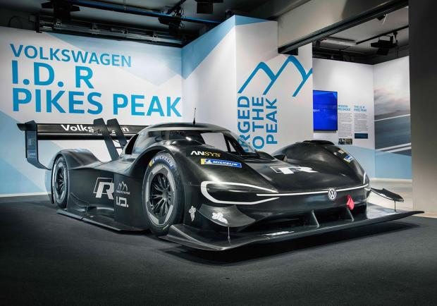 Volkswagen I.D. R: da 0 a 100 in 2,25 secondi per scalare la Pikes Peak 01