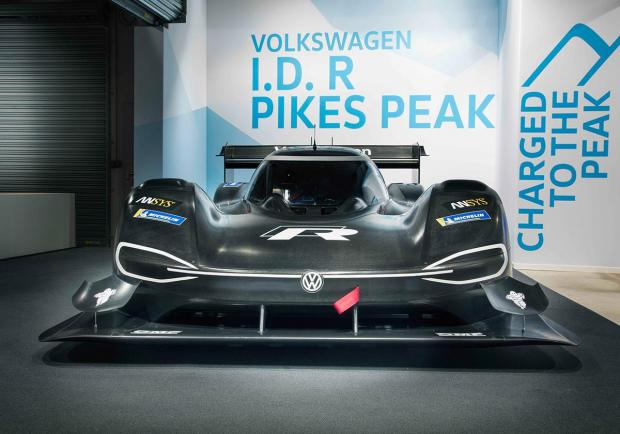 Volkswagen I.D. R: da 0 a 100 in 2,25 secondi per scalare la Pikes Peak 02