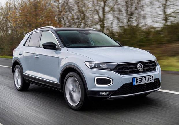 Foto Volkswagen T-Roc, la Suv sarà anche cabriolet 06 ...