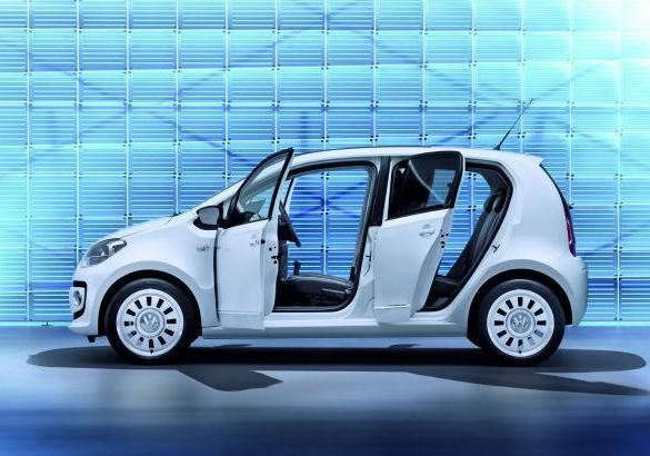 Volkswagen Up! 5 porte 5