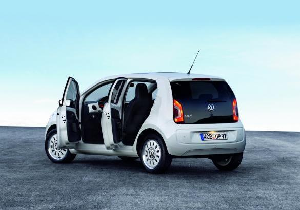 Volkswagen Up! 5 porte 6