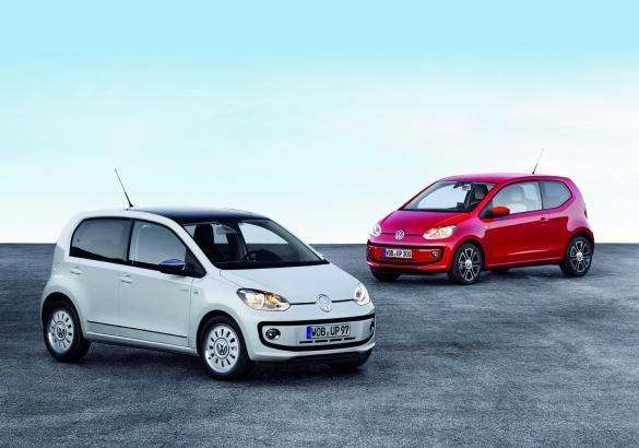 Volkswagen Up! 5 porte 7