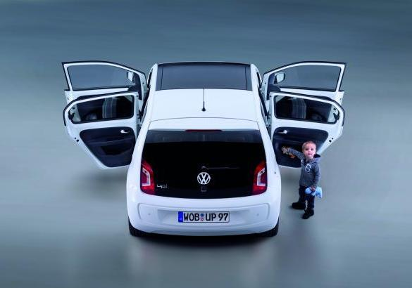 Volkswagen Up! 5 porte 9