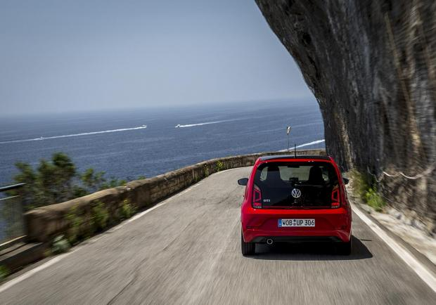 Volkswagen Up! GTi foto