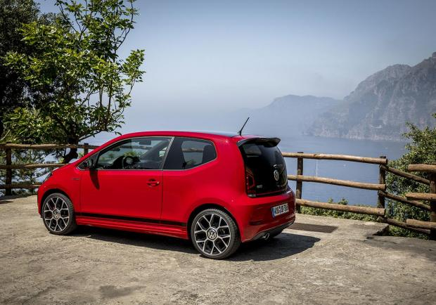 Volkswagen Up! GTi immagine