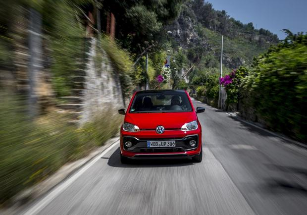 Volkswagen Up! GTi opinioni