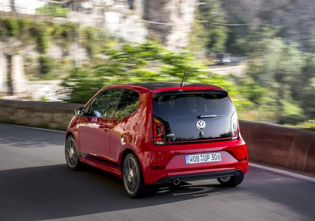 Volkswagen Up! GTi prova