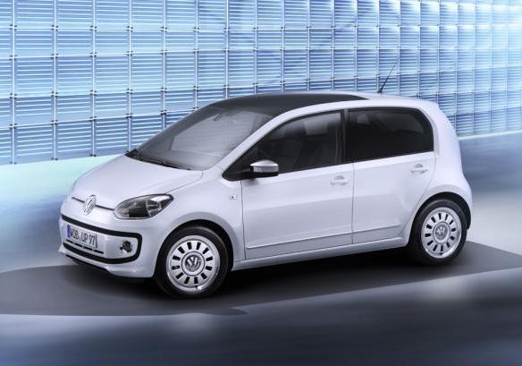 Volkswagen Up per neopatentati