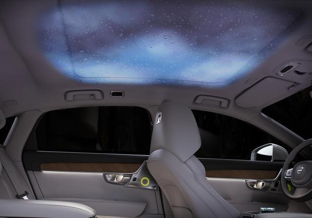 volvo s90 ambience concept la pace dei sensi patentati. Black Bedroom Furniture Sets. Home Design Ideas