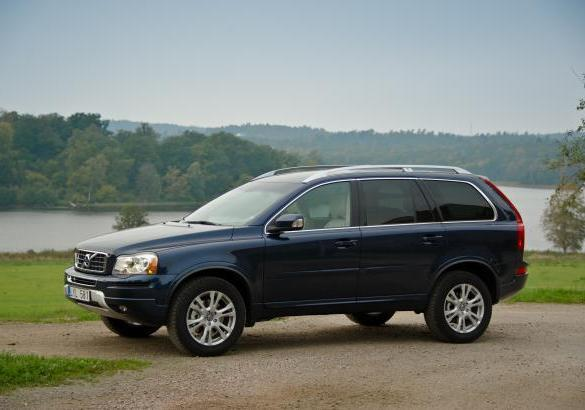 Volvo XC90 2012 laterale