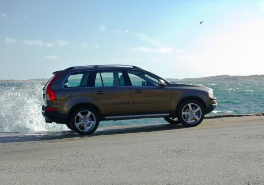 Volvo XC90 laterale