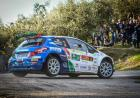 Andreucci 2 Peugeot 208 Rally Due Valli 2018