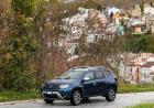 Dacia Duster GPL test drive