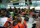 Ducati Riding Experience 2014 briefing