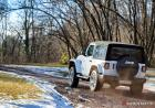 Jeep Wrangler Sahara off-road