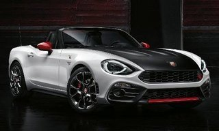 Abarth 124 Spider 1.4 Turbo Multi Air 170cv Turismo