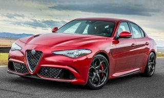 Alfa Romeo Giulia 2.2 Turbo AT8 190CV Sprint