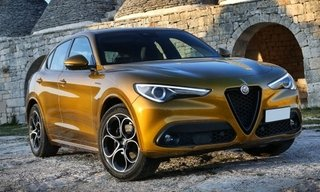Alfa Romeo Stelvio 2.2 Turbo Diesel 210CV AT8 Q4 TI