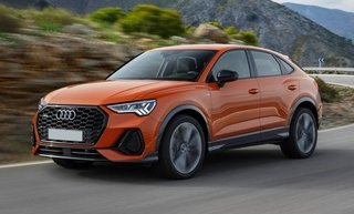 Audi Q3 Sportback 35 TFSI Business Plus