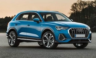 Audi Q3 45 TFSI quattro S tronic Business Advance