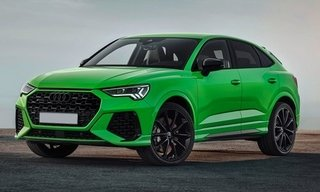 Audi Nuovo RS Q3 Sportback