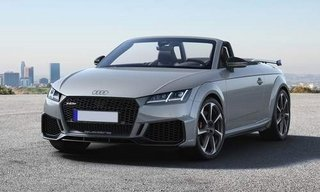 Audi TT RS Roadster 2.5 TFSI quattro S tronic RS Roadster