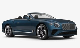 Bentley Nuova Continental GT Convertible