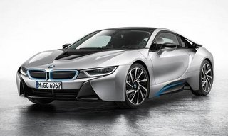 BMW i8 Coupè 1.5 aut.