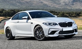 BMW M2 Coupé M 240i xDrive autom.