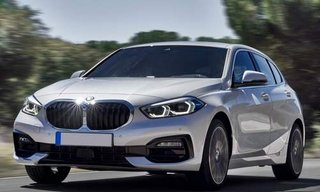 BMW Nuova Serie 1 120d Luxury aut.