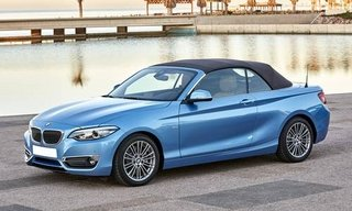 BMW Serie 2 Cabrio 218d Advantage