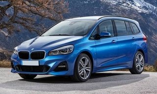 BMW Serie 2 Gran Tourer 216d Luxury