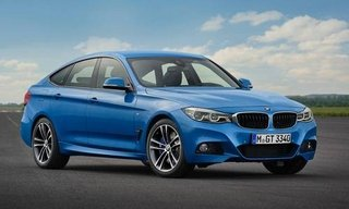 BMW Serie 3 Gran Turismo 318d Business Advantage