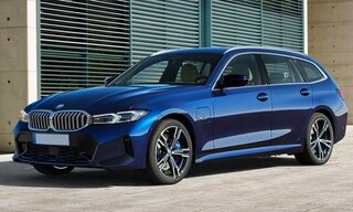 BMW Nuova Serie 3 Touring 330d Luxury aut.
