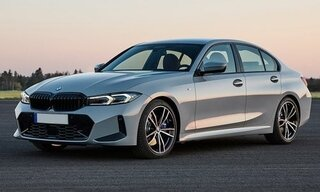 BMW Serie 3 320d xDrive Luxury Automatica
