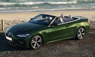 BMW Serie 4 Cabrio 420i Luxury aut.