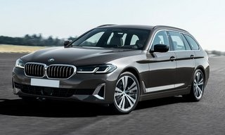 BMW Serie 5 Touring 540i xDrive Luxury Auto