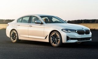BMW Nuova Serie 5 520i Luxury Auto
