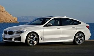 BMW Serie 6 Gran Turismo 620d xDrive Business
