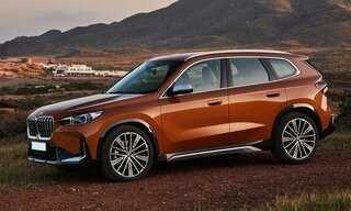 BMW Nuova X1 sDrive 18d Advantage