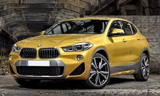BMW X2 xDrive 25d Advantage aut.