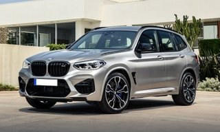 BMW Nuova X3 M X3M Competition