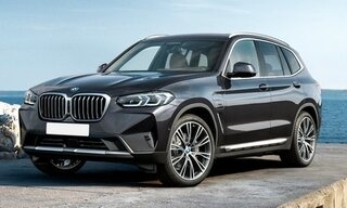 BMW X3 xDrive 30e Luxury