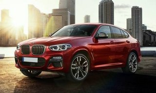 BMW X4 xDrive 30d 195kW Business Advantage