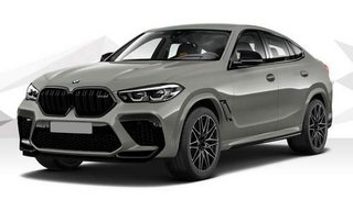 BMW Nuova X6 M M Competition