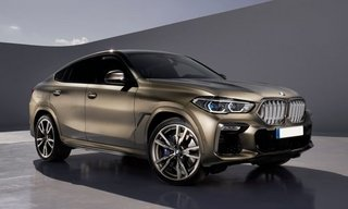 BMW Nuovo X6 xDrive30d Business autom.