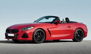 BMW Z4 Roadster 2.0 sDrive 30i auto